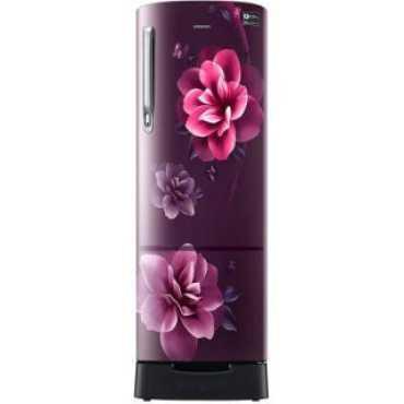 Samsung RR26A389YCR 225 L 3 Star Inverter Direct Cool Single Door Refrigerator