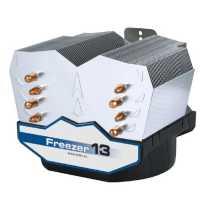 ARCTIC Freezer Processor Fan - Silver