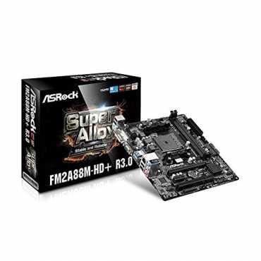 ASRock (FM2A88M-HD  R3.0) A88X Socket DDR3 Motherboard