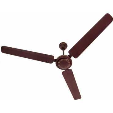 Usha Atom 3 Blade (1200mm) Ceiling Fan - Brown