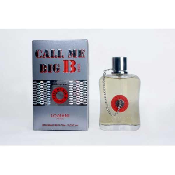 Lomani Call Me Big B Extreme EDT 100 ml