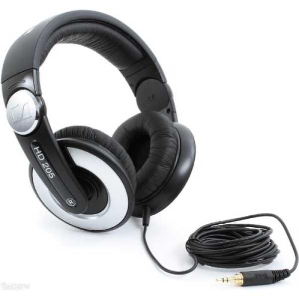 Sennheiser HD-205 II Headphones