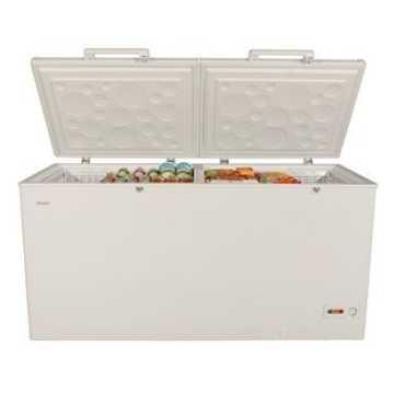 Haier HCF-460HTQ 460L Deep Freezer Refrigerator - White