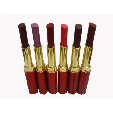 ADS A0622f-A Lipstick (Set of 6) (Multicolor)