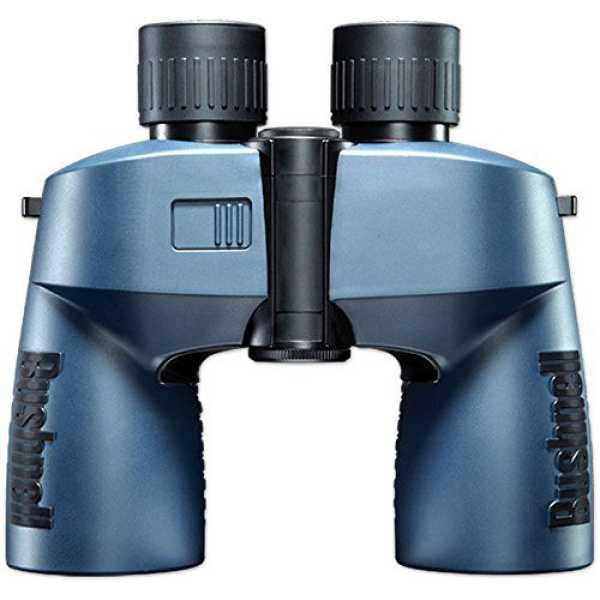 Bushnell Marine 137570 7x50mm Binoculars (With Digital Compass and Tilt)