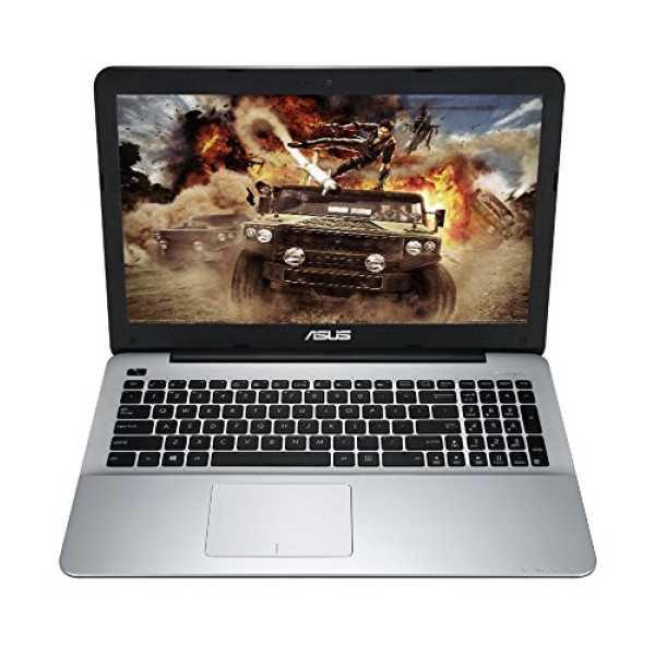 Asus A555LF-XX409T Laptop - Black