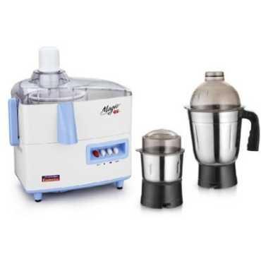 Padmini Essentia Magic 450W Juicer Mixer Grinder (2 Jars) - White