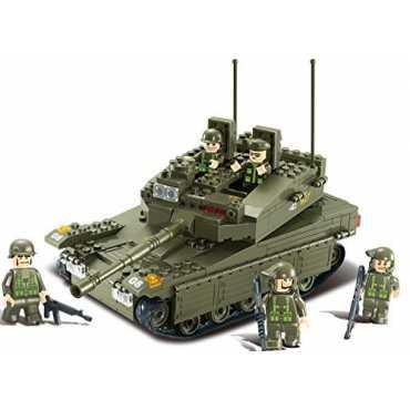 Sluban Lego Tank Toy