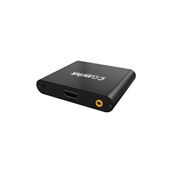 CUBETEK CB-HD1080P Multimedia Player - Black