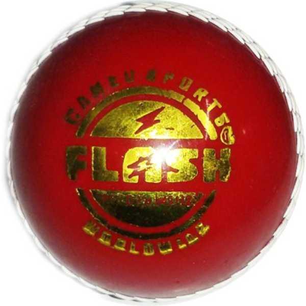 Flash Synthetic Cricket Ball