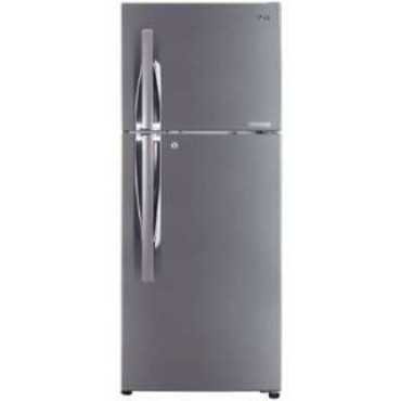 LG GL-C292RPZY 260 L 3 Star Frost Free Double Door Refrigerator