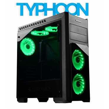 Zebronics Typhoon Gaming Computer Cabinet