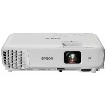 Epson EB-W05 3300 Lumens WXGA Projector - White