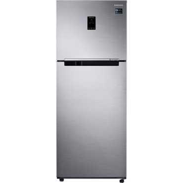 Samsung RT39M5538S8 394L Double Door Refrigerator (Elegant Inox)