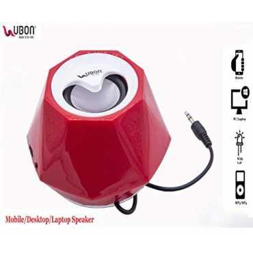 Ubon SP-620 Multimedia Speaker - Red