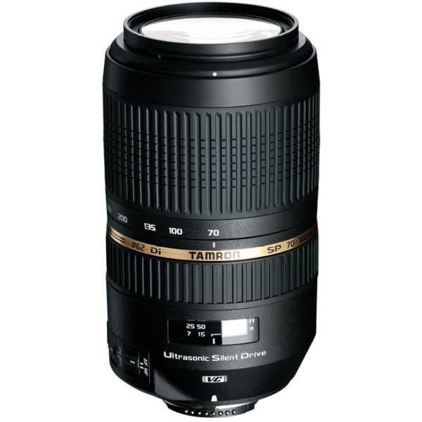 Tamron SP AF 70-300mm F/4-5.6 Di VC USD (for Canon Digital SLR) Lens