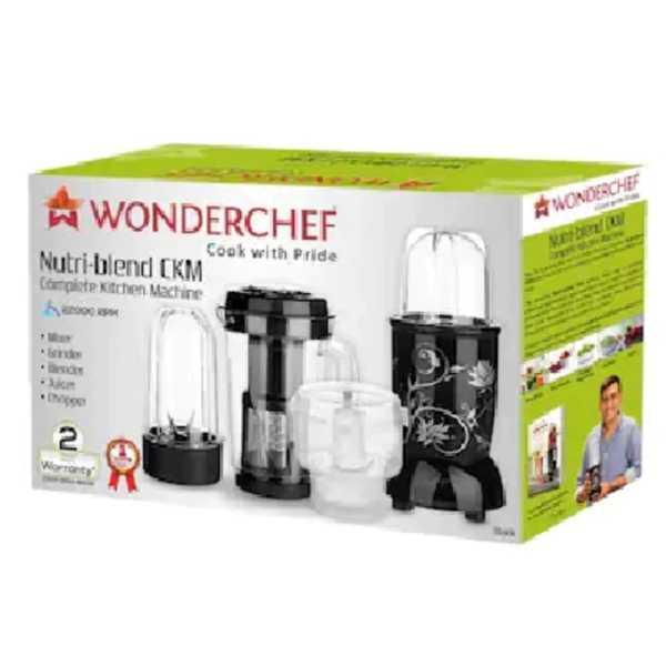 7f8f905f1 Wonderchef Nutri Blend CKM 400W Blender Price in India ...
