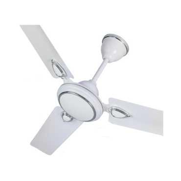 Eon Eagle Deco 3 Blade (1200mm) Ceiling Fan - White