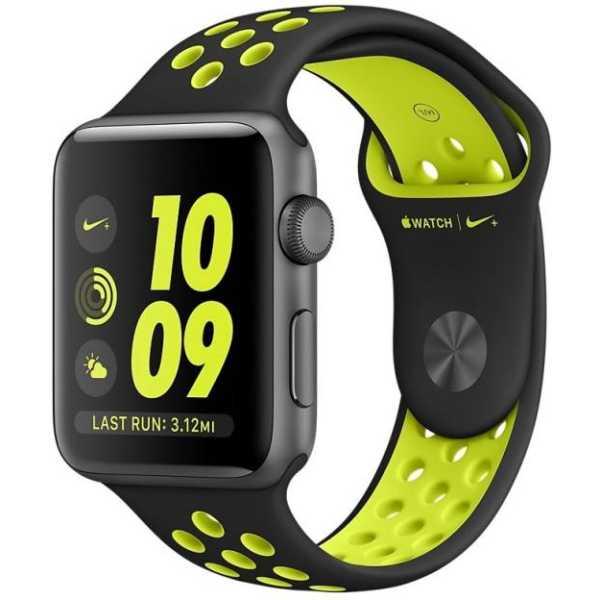 Apple Watch 42mm Series Nike Plus - Grey