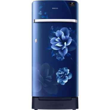 Samsung RR21T2H2WCU 198L 5 Star Direct Cool Single Door Refrigerator (Camellia Blue)