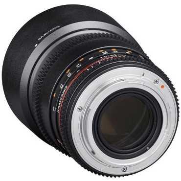 Samyang 85mm T1 5 VDSLR II ED AS IF USM Full Frame Lens For Nikon