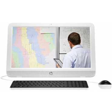 HP 20-E025IL (P4M85AA) (Intel Celeron, 2GB Ram, 500GB HDD, 19.45 Inch, DOS) All In One Desktop