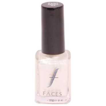 Faces Nail Enamel (Pearl White 03) - Pearl White