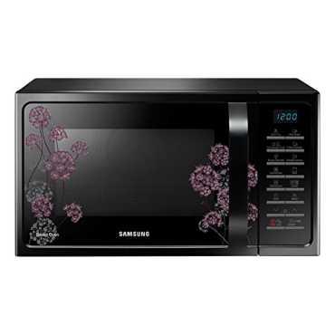 Samsung MC28H5025VF/TL 28 L Convection Microwave Oven - Black