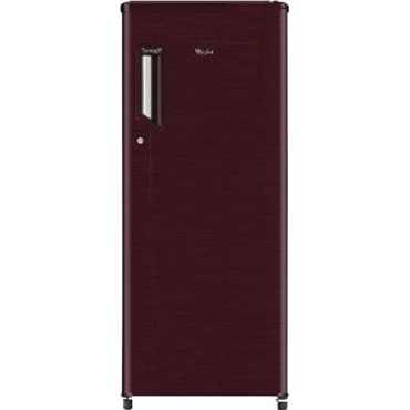 Whirlpool 205 Icemagic PRM 5S 190 Litres Single Door Refrigerator (Wine Titanium)