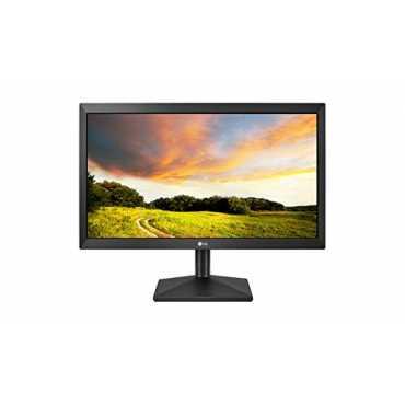 LG (20MK400H) LED Monitor - Black