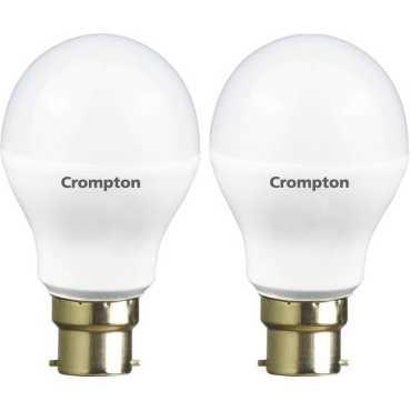 Crompton Led Pro 7W Standard B22 540L LED Bulb (Yellow,Pack of 2) - Yellow