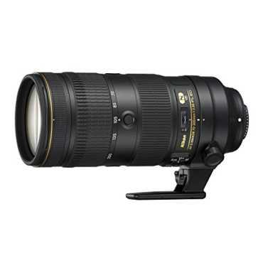 Nikon AF-S Nikkor 70-200mm F/2.8G FL ED VR - Black