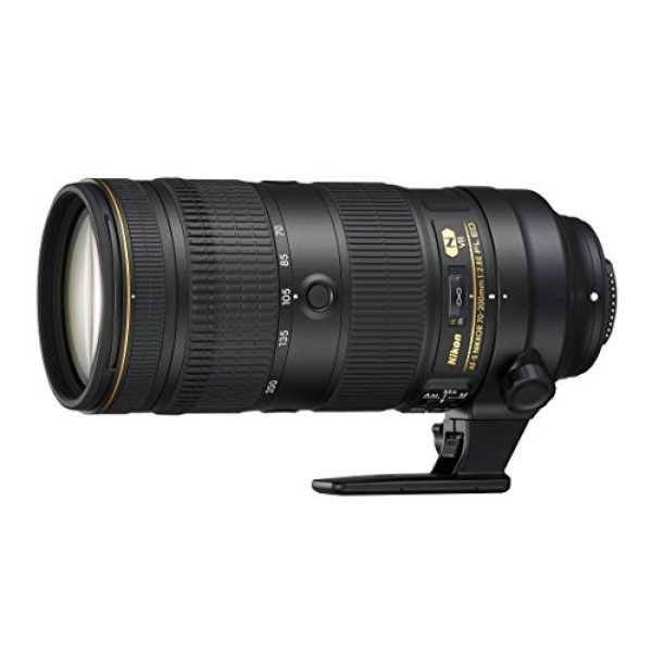 Nikon AF-S Nikkor 70-200mm F/2.8G FL ED VR