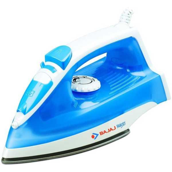 Bajaj Majesty MX4 Steam Iron - Blue | White