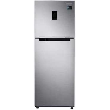 Samsung RT37M5518S8/HL 3 Star 345L Double Door Refrigerator (Elegant Inox)