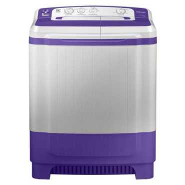 Samsung 8.2 Kg Semi Automatic Top Load Washing Machine (WT82M4000HB) - Grey