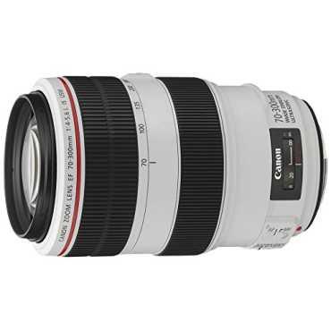 Canon EF 70-300mm f/4-5.6L IS USM Lens - Black