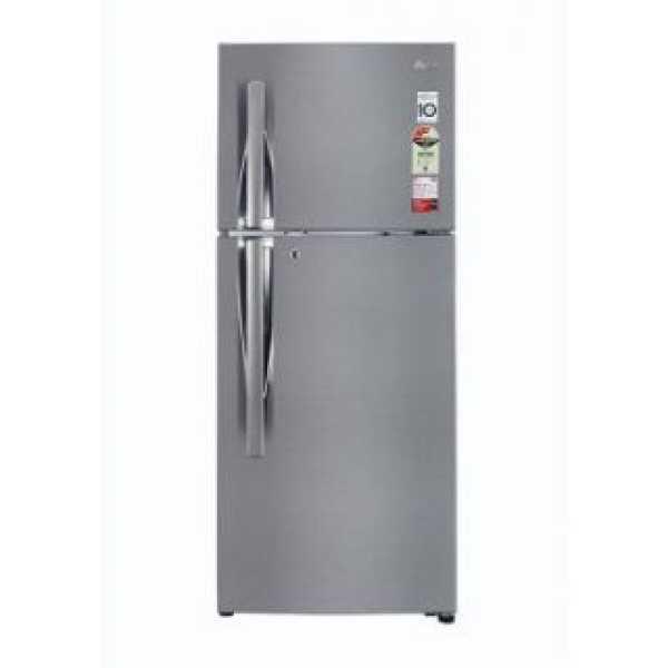 LG GL-S292RPZX 260 L 3 Star Inverter Frost Free Double Door Refrigerator