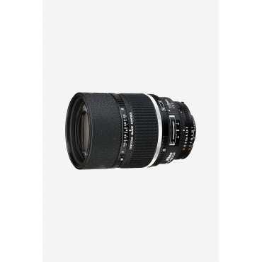 Nikon 135mm f/2D AF DC-Nikkor Lens - Black
