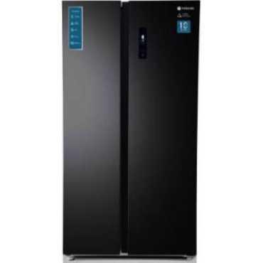 Motorola 592HSMTB 592 L Inverter Frost Free Side By Side Door Refrigerator