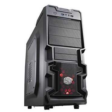 Cooler Master K380 Computer Cabinets - Black
