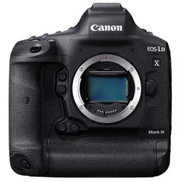 Canon EOS-1D X Mark III DSLR Camera Body