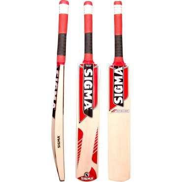 Sigma Achiever Kashmir Willow Cricket Bat Size 5