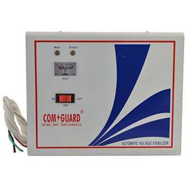 Comguard CG 4001M Al Voltage Stabilzer - White