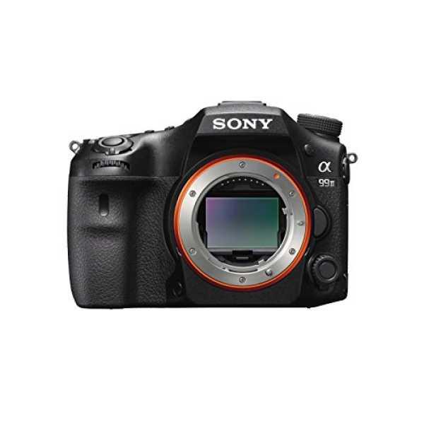 Sony Alpha ILCA-99M2 DSLR Camera (Body Only)