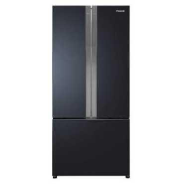 Panasonic NR-CY550QKXZ 551 L Inverter Frost Free Side By Side Door Refrigerator