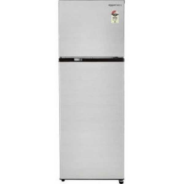 AmazonBasics AB2020INRF002 335 L 3 Star Inverter Frost Free Double Door Refrigerator