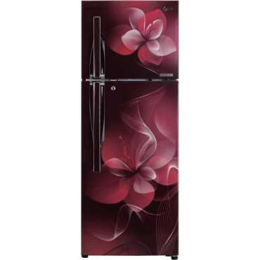 LG GL-C292RSDU 260 L 3 Star Inverter Frost Free Double Door Refrigerator Dazzle