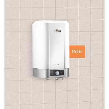 Ferroli Caldo 15 Litres Storage Water Geyser - White