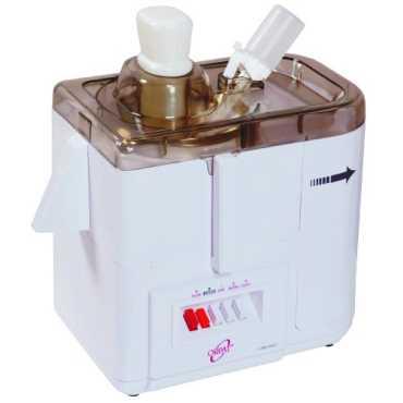 Orpat Kitchen Legend 500W Juicer Mixer Grinder - White